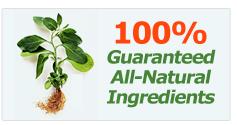100& natural guarantee