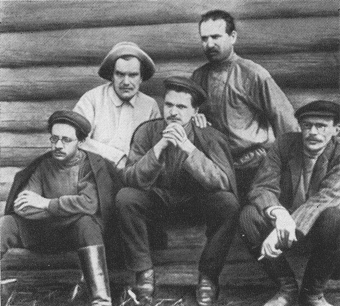 Old russian -men