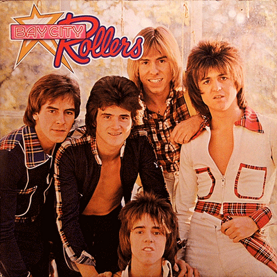 Bay city rollers band