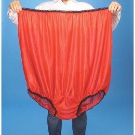 Huge panties