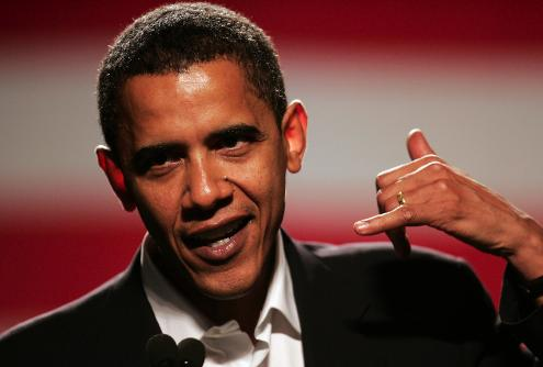 Obama call me