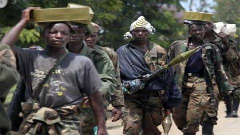Armed militia 1